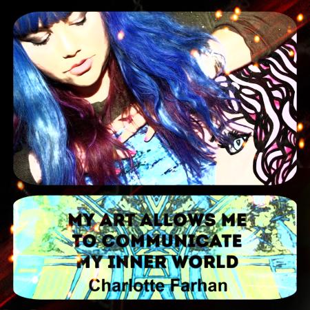 Editor and Artist Charlotte Farhan