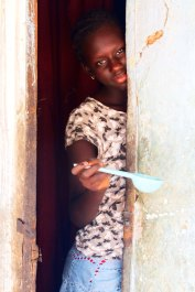 Faces of the Gambia Photography By Lisa Reeve