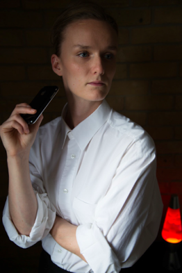 The Worker - Imogen Hudson Clayton - Photography by Samuel Black Photography