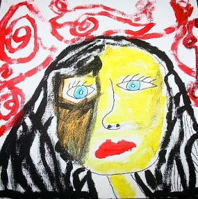 By Megan Amelie Jack Age 7 Manchester, UK