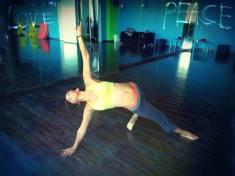 Dancer Ruby Al-Faqir,28 , Dubai, UAE.