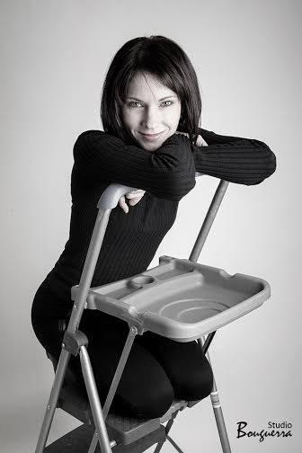 Artist Tina Struthers