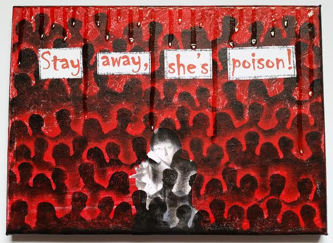 Stay Away She is Poison - By Emma Phillips