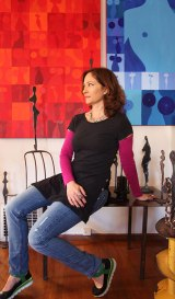 Artist Jana Charl