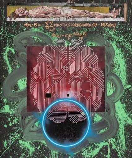 Eternal Singularity 1 - By Mark Lloyd