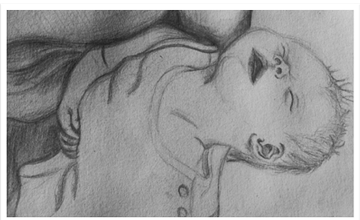 Sketch By Jess Caudery