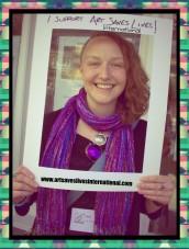 ASLI Team Member Becky Saunders