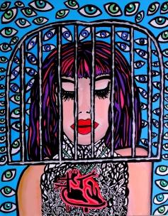 Agoraphobia – By Charlotte Farhan