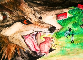 Ruled by Wolves - By Jade Bryant
