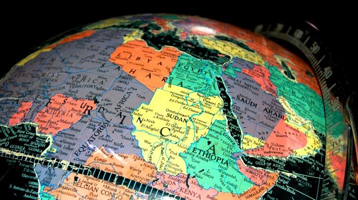 Northern Africa By Benjamin Earwicker