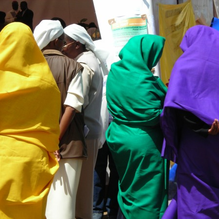 Sudanese Women - By Subhadip Mukherjee