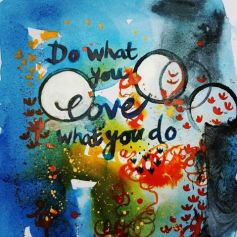 Do what you love by Kate Woodley-Smith