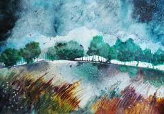 Moody Day by Kate Woodley-Smith