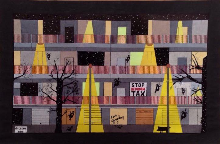 Shit street by Alan Malzard