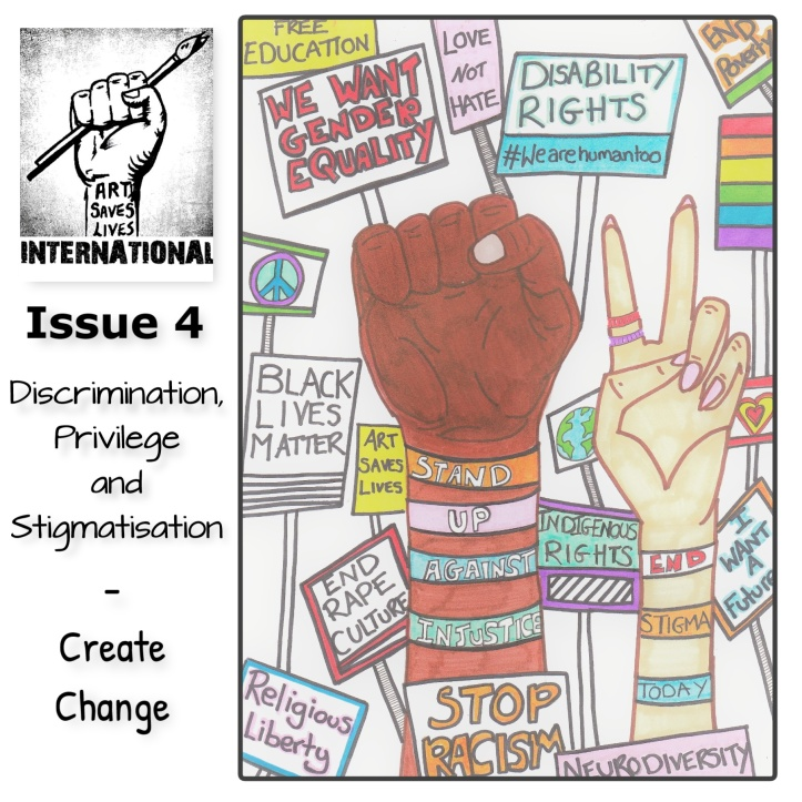 Issue 4 – Discrimination Privilege and stigmatisation