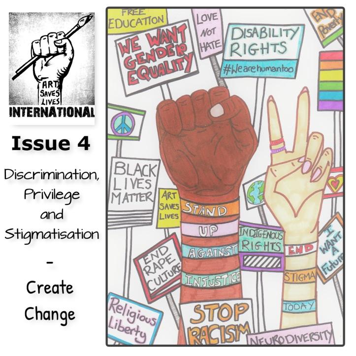 Issue 4 – Discrimination Privilege and stigmatisation
