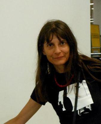Artist Ildiko Nova